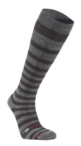 IVANHOE of Sweden Wool Socke Compression Stripe